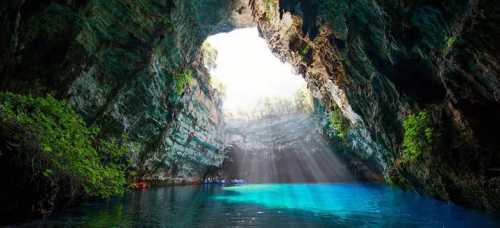 дженоланские пещеры jenolan caves, австралия