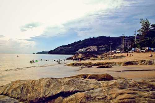 пляжи тель