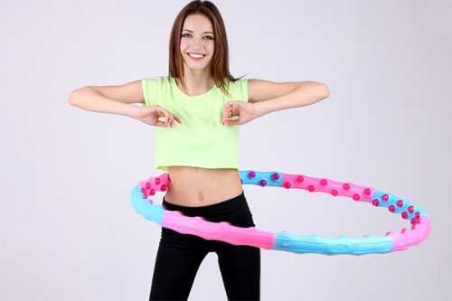 хулахуп для похудения: превращаем фитнес в удовольствие