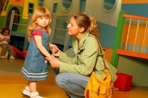 адаптация ребенка в детском саду: советы психолога педагога